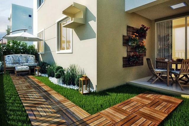 RARO! Apartamento 2 Quartos com Jardim Privativo. Parque Chapada Diamantina MRV - Foto 3