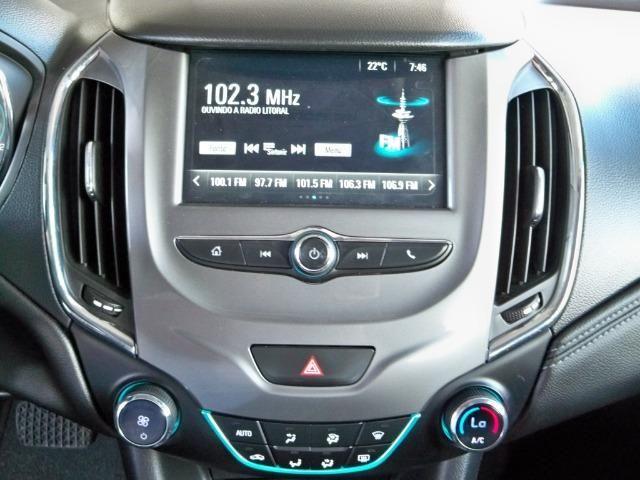Cruze lt sedan 1.4 turbo 2017/18 - Foto 10