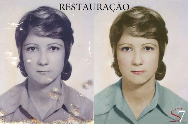Restauração e edição de foto e vídeo - Foto 2