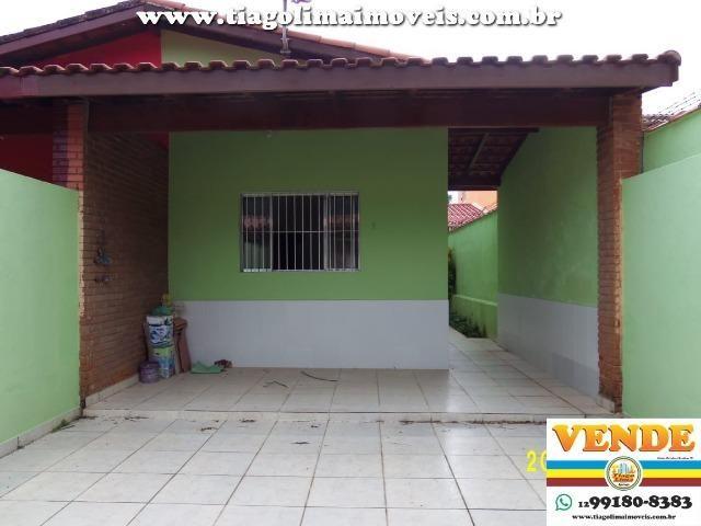 Casa com Piscina || 02 Dormitórios || Suíte || Massaguaçu || 280 Mil