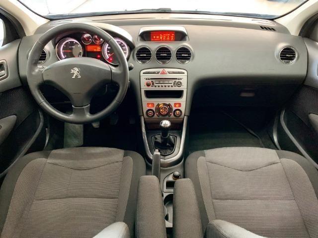 Peugeot 308 Allure 1 6 Flex 16v 5p Mec  2013
