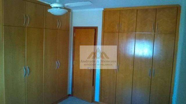 Apartamento com 3 dormitórios para alugar, 114 m² por R$ 2.000,00/mês - Jardim Irajá - Rib - Foto 13