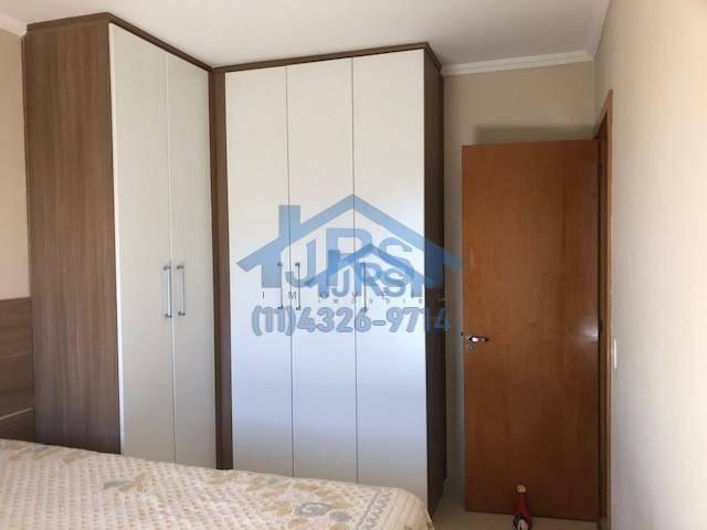Apartamento com 2 dormitórios à venda, 51 m² por R$ 350.000,00 - Jardim Tupanci - Barueri/ - Foto 13