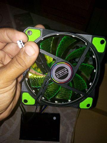 Fan cooler 120mm=12cm - Foto 5
