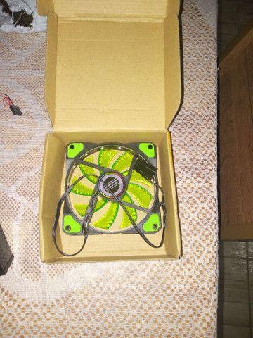 Fan cooler 120mm=12cm - Foto 2