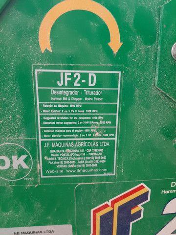 Triturador JF (Desintegrador JD 2D) - Foto 5