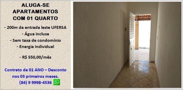 Aluga-se apartamentos próximo a Ufersa - Costa e Silva Mossoró - Foto 4
