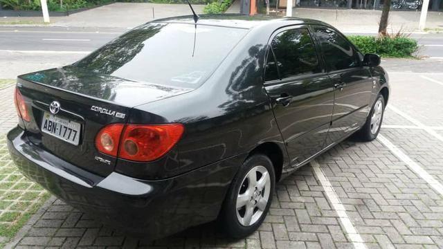 Corolla Brindado Completo automático 2005 valor 18.000 mil na troca considerado a tabela - Foto 10
