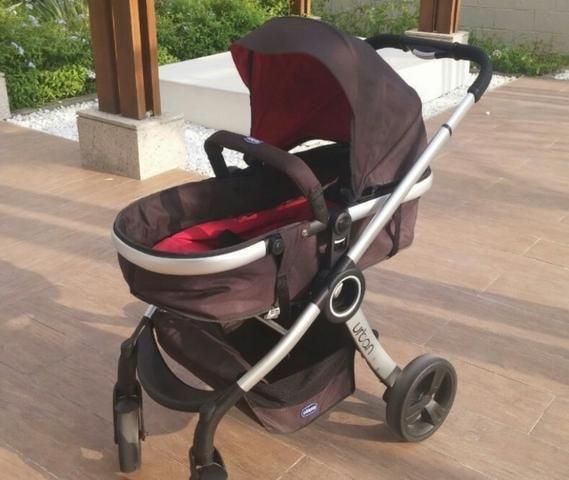 Carrinho de bebê - Urban Chicco - Foto 6