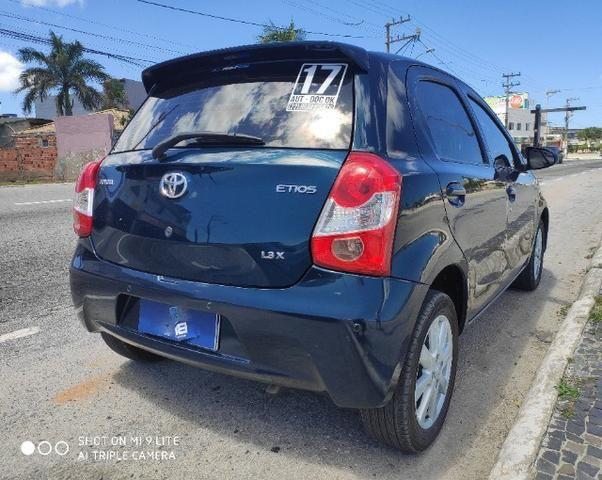 Toyota Etios 1.3 2017 / Automático / 37.678 Km / Urgente! - Foto 7