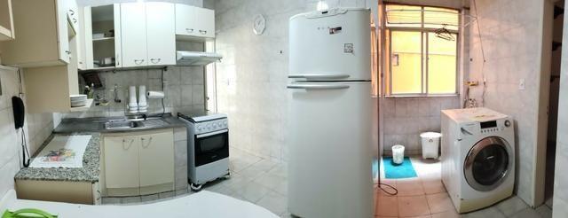 Apartamento mobiliado, 3 qts, 3 ar condicionado, salar com ar, 3 banheiros - Bairro centro - Foto 5