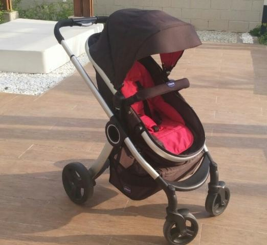 Carrinho de bebê - Urban Chicco - Foto 2