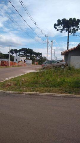 Terreno Campo Largo, Res. Águas Claras, Cond. Fechado, entrada de R$2.300,00 - Foto 5