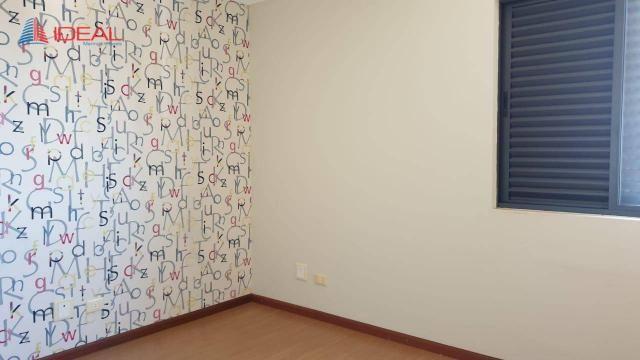 Apartamento com 3 dormitórios para alugar, 380 m² por R$ 3.500,00/mês - Jardim Novo Horizo - Foto 11