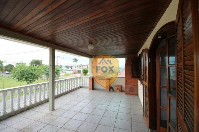 Sobrado com 3 dormitórios para alugar, 240 m² por R$ 5.500,00/mês - Cajuru - Curitiba/PR - Foto 16
