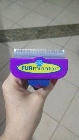 Rasqueadeira (escovinha) para cães e gatos