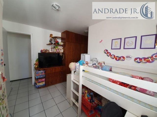 Apartamento no Cocó, nascente, próximo ao parque e shopping - Foto 7