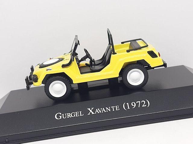 Miniatura Gurgel xavante 1972 - Foto 2