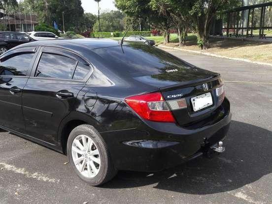 Civic LXR 2.0 16v flex AUT. 2016 - Foto 5