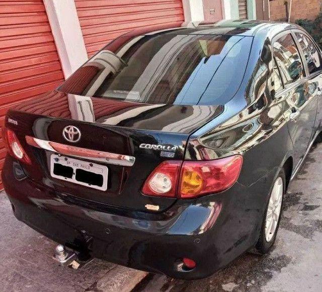 Toyota Corolla 1.8 entrada de 4.700 + parcelas