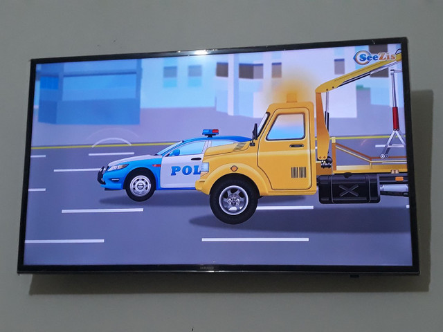 TV smart Samsung 43  - Foto 3