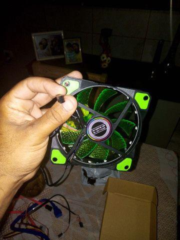 Fan cooler 120mm=12cm - Foto 3