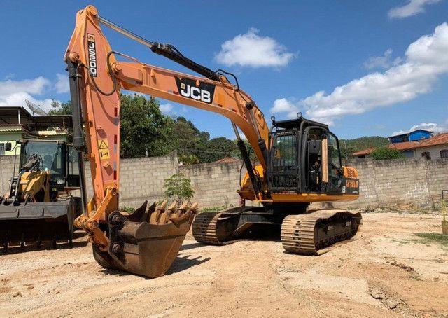 Vendo escavadeira hidráulica Jcb - Foto 3