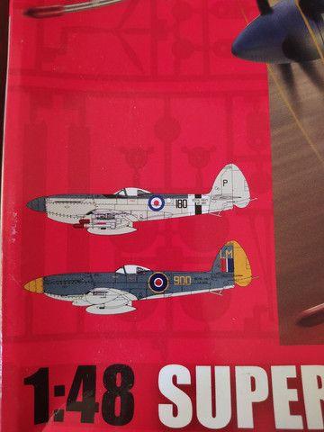 Supermarine seafire fr. 46/47 - Foto 4