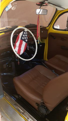 Fusca 1977 Motor 1300 - Foto 3