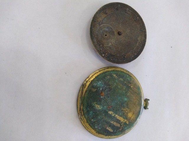 Relógio de Bolso para restauro - Foto 5