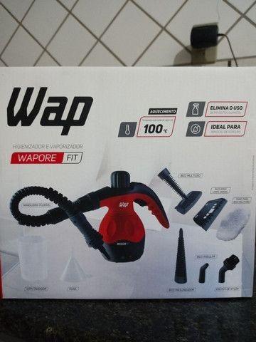 Limpeza a vapor wap