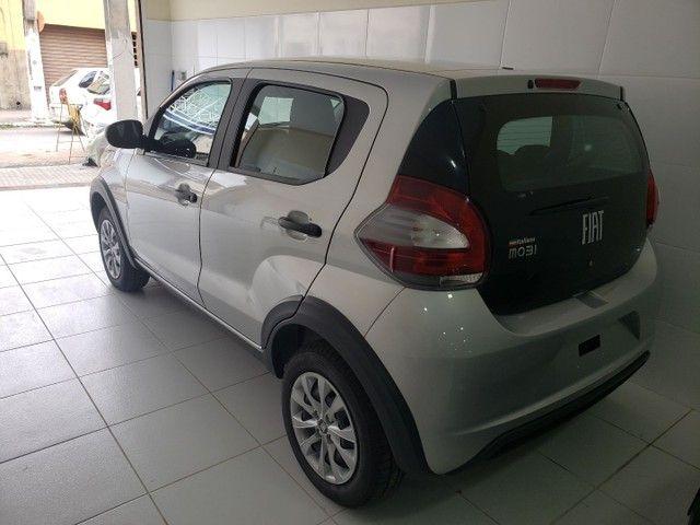 Fiat Mobi Like ON  0K!! - Foto 3