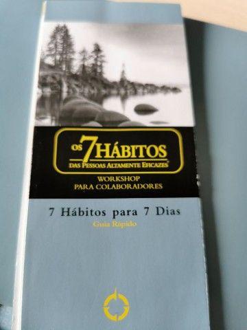 Kit Os 7 hábitos das pessoas altamente eficazes - Foto 2