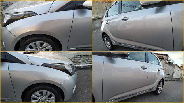 HB20 Hatch 1.0 Ipva 21 pago Aceito Carta de Credito Vend/Troco- Ler Anuncio c Atenção - Foto 9
