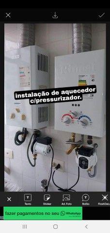 Assistência técnica especializada em aquecedor e fogão a gás  - Foto 3