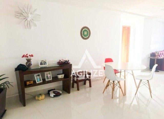 Apartamento com 3 dormitórios à venda, 135 m² por R$ 1.200.000 - Praia do Pecado - Macaé/R - Foto 9