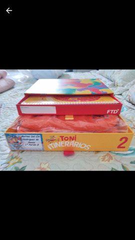 Colecção Toni Itinerários 2 - Editora FDT