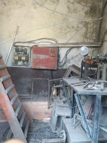 Máquina para produção de blocos para construção civil - Foto 5