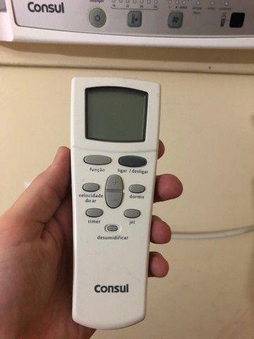 Ar condicionado de janela cônsul 7500 btus com controle remoto frio - Foto 2