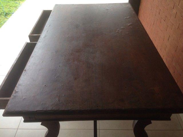Mesa madeira maciça  - Foto 4