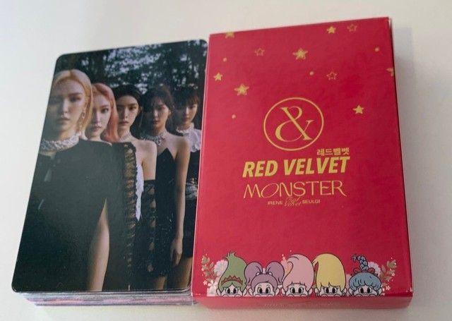 Lomo Cards Red Velvet