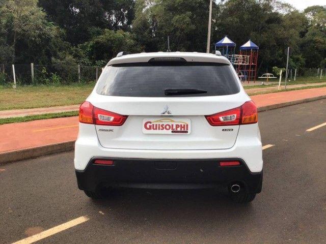 ASX 2012/2012 2.0 4X4 AWD 16V GASOLINA 4P AUTOMÁTICO - Foto 7