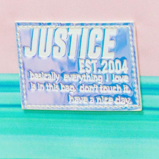 Lancheira Justice Tema Confetes Importada Eua - Foto 2
