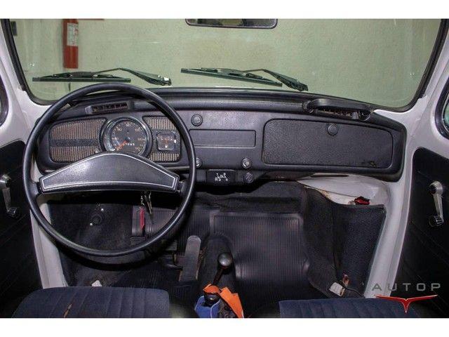 Volkswagen Fusca 1300L 1979 2p - Foto 8