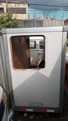 Cabine auxiliar para caminhão - Foto 3