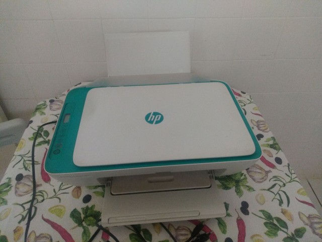 Impressora Hp Deskjet 2676 - Foto 4