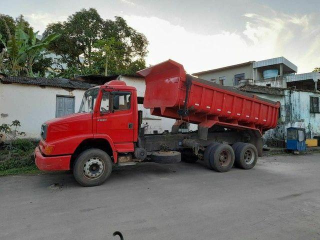 Caminhão caçamba 16 20 para mais informações  *