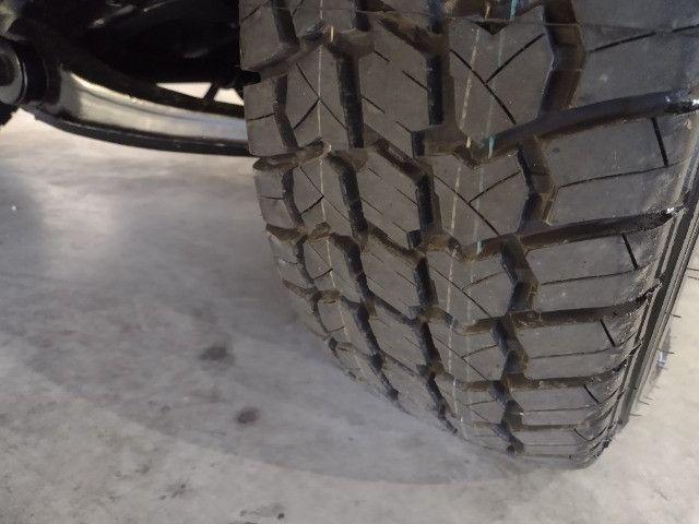 D 20 custon S gabinada ano 93 -04 pneus novos valor: 42.000,00 - Foto 10