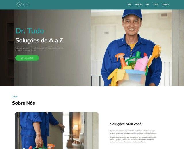 Criação Site Personalizado Profissional Completo MA - Foto 2