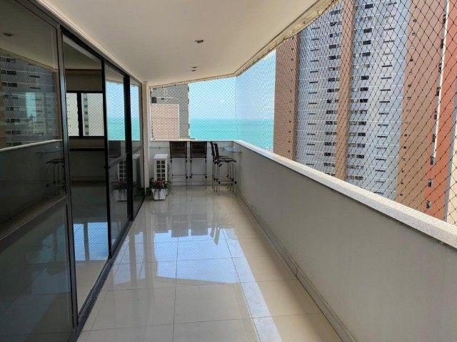 Apartamento Mobiliado No Meireles,Condomínio e iptu Inclusos, a 100m do Aterro!!!!